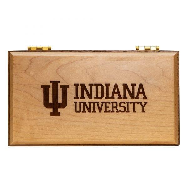 Indiana University Hardwood Box