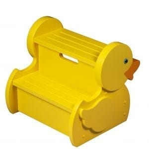 Duck Step Stool