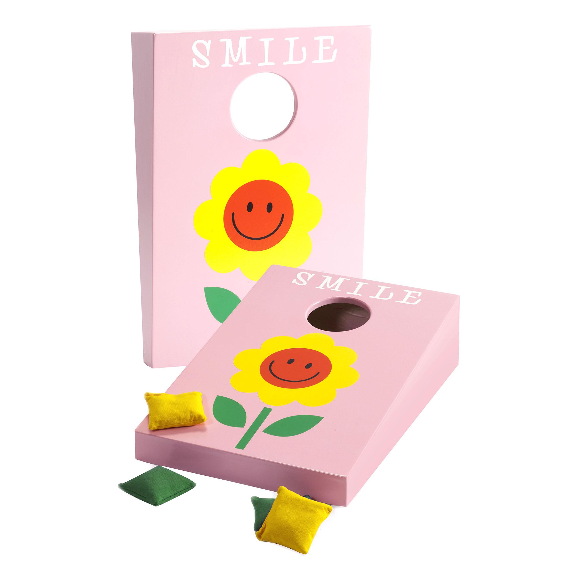 Smile Toddler Toss