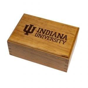 Indiana University Hardwood Box