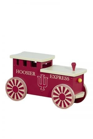 Indiana University Ride-on Train Engine