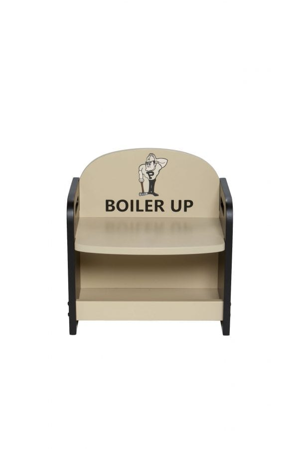 Purdue Kids Wooden Bench