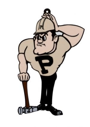 Purdue Pete Ornament