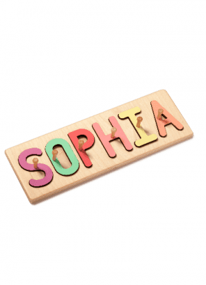 Sophia Peg Puzzle